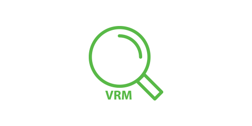 Icon VRM search